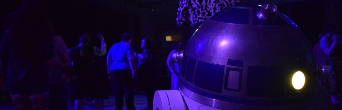 Darren's R2D2 build